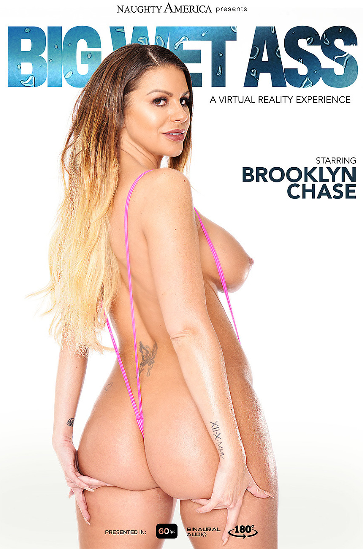 Watch Brooklyn Chase and Ryan Driller VR video in Naughty America