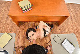Dana DeArmond fucking in the chair with her big ass vr porn - Sex Position 2
