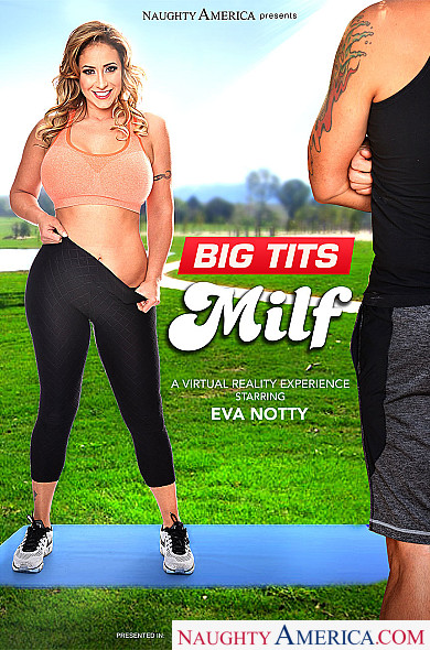 Watch Eva Notty enjoy some American and Big Ass!