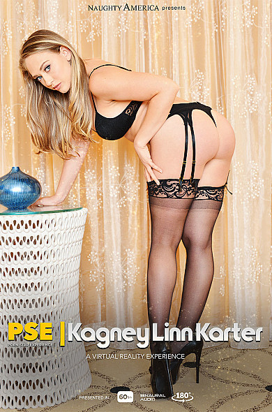 Watch Kagney Linn Karter enjoy some 69 and American!