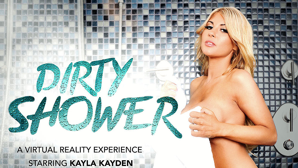 Click here to play Kayla Kayden fucking in the bathroom with her petite VR porn