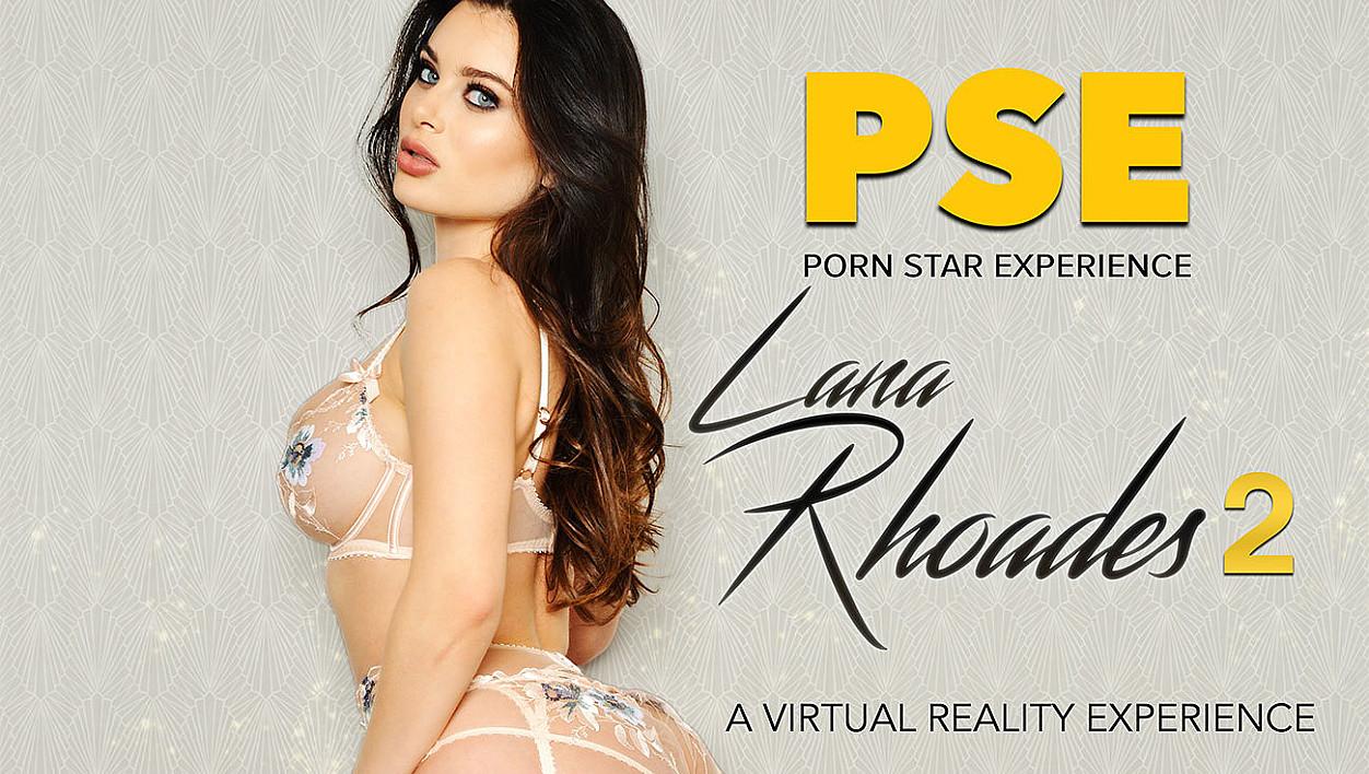Big tits, big ass, no problem: Lana Rhoades VR Porn Star