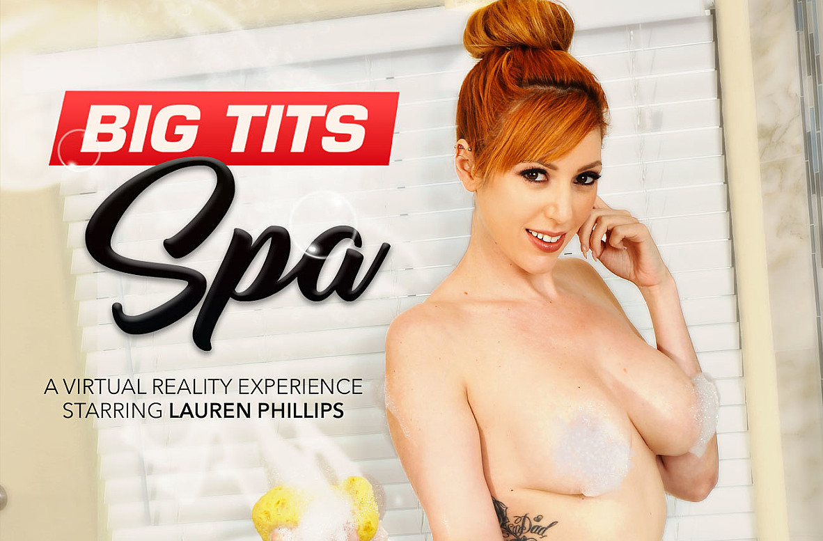 Watch Lauren Phillips and Dylan Snow VR video in Naughty America