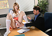 Dolly Leigh & Preston Parker in Naughty Bookworms