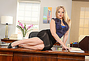 Alexis Texas & Damon Dice in Naughty Office