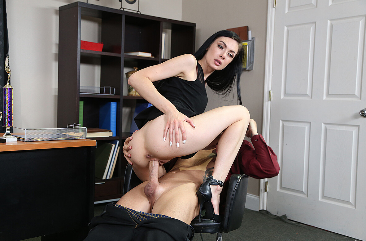 Watch Marley Brinx and Tyler Steel 4K video in Naughty Office