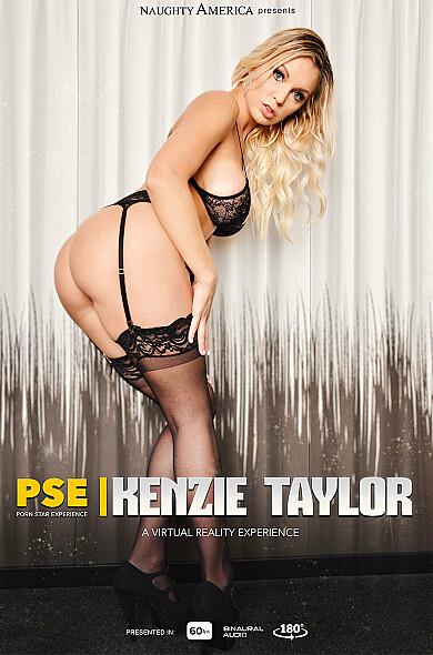 Kijk hoe Kenzie Taylor geniet van atletisch likken van lichaam en bal!
