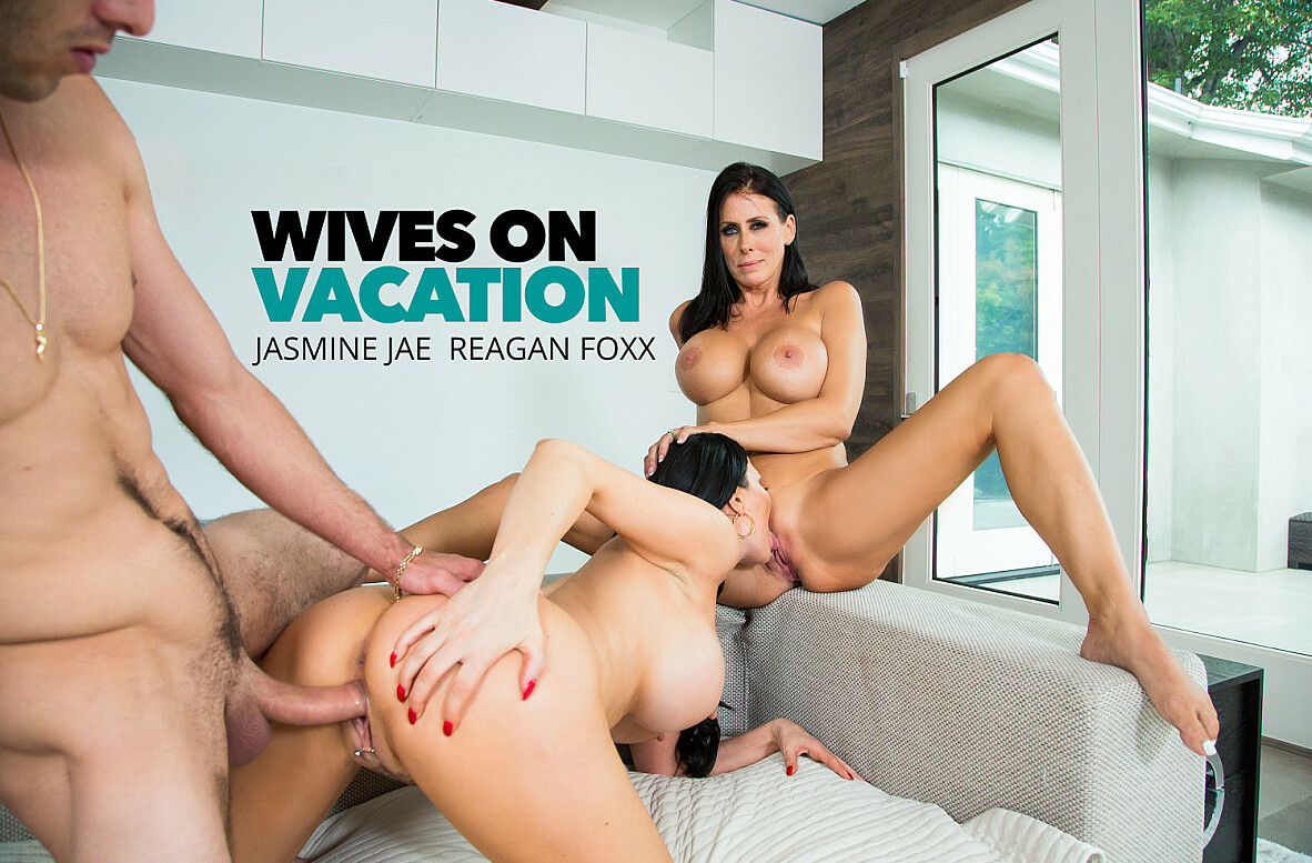 Vacation Porn On Wives#5