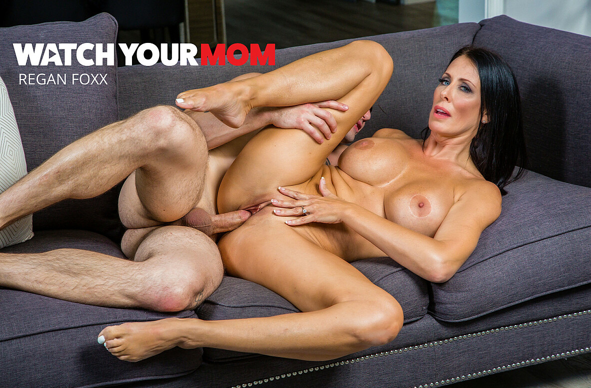 Watch Reagan Foxx and Nathan Bronson 4K video in Watch Your Mom