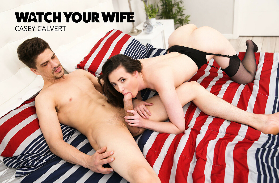 Watch Casey Calvert and Bruce Venture 4K video in Watch Your Wife
