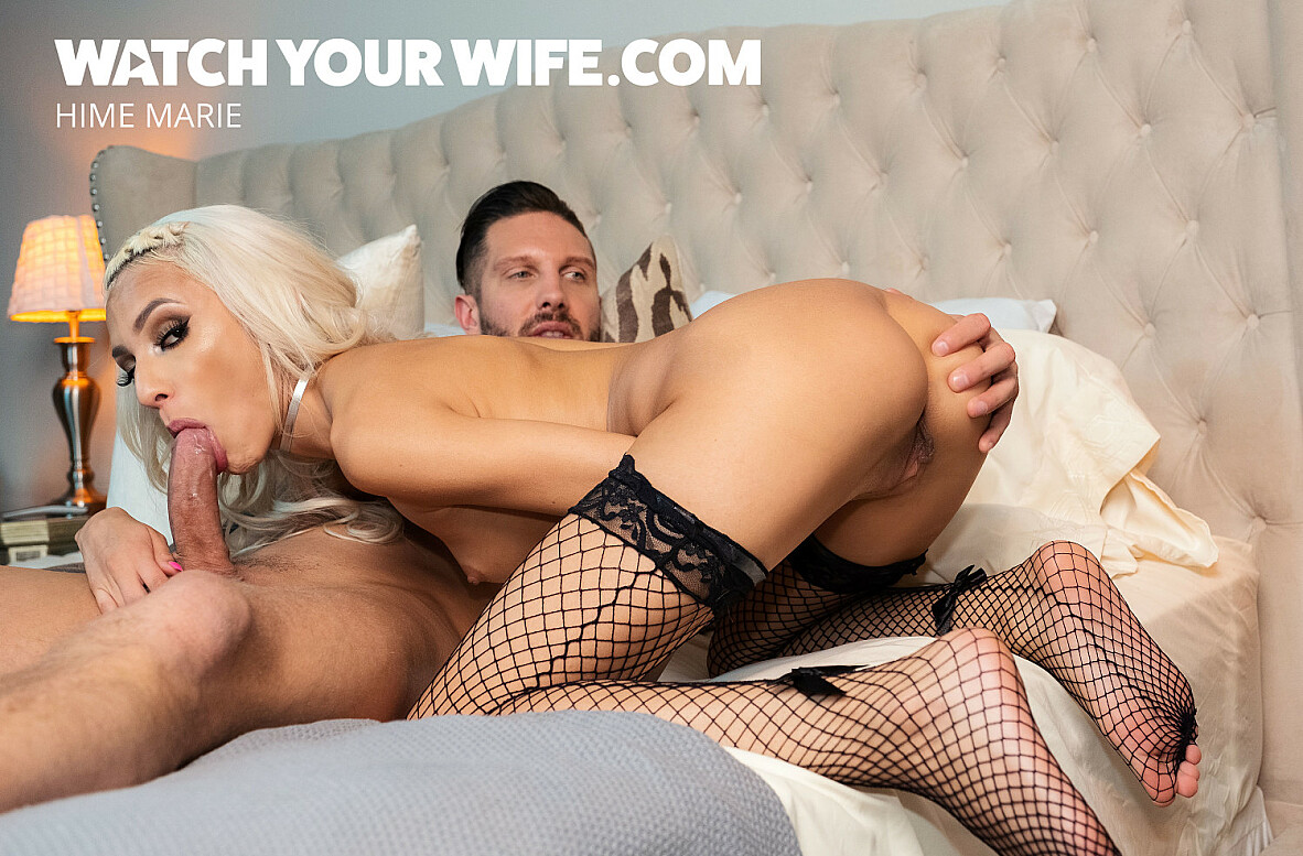 Watch Hime Marie and Quintin James 4K video in Watch Your Wife