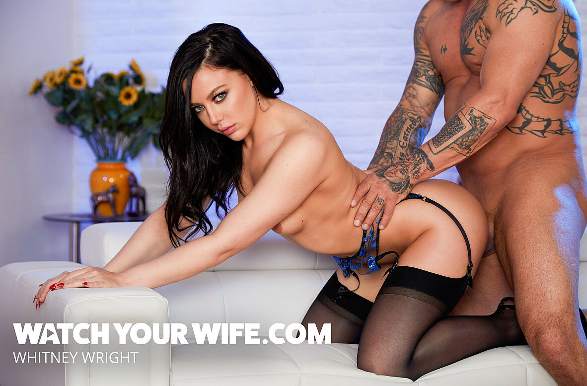 Watch Whitney Wright and Derrick Pierce 4K video in Watch Your Wife