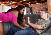 Jada Fire & Denis Marti in I Have a Wife