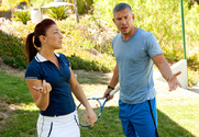 Mischa Brooks & Mick Blue in I Have a Wife