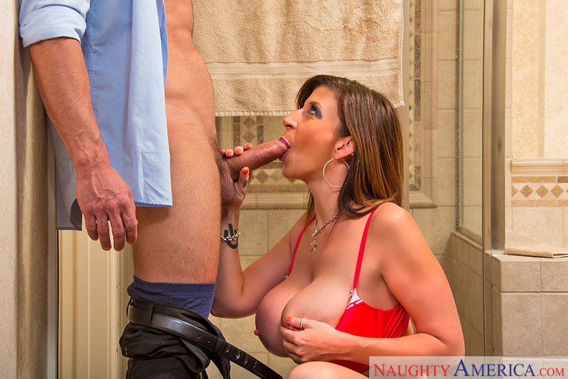 Sara Jay  Preston Parker In I Have A Wife - Naughty America 4K Porn Videos-2450