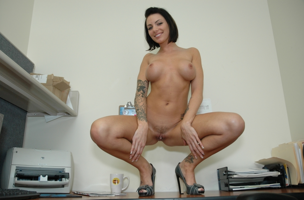 Watch Juelz Ventura video in Live Naughty Secretary