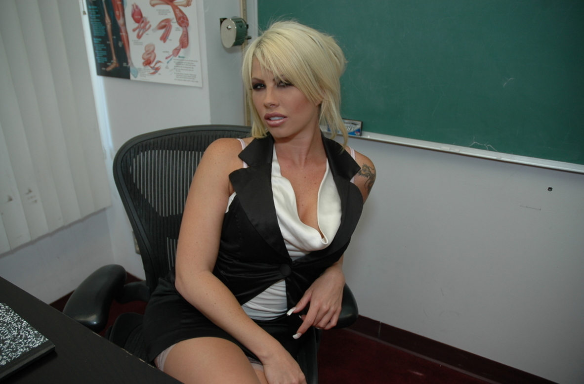 Watch Brooke Haven video in Live Naughty Teacher