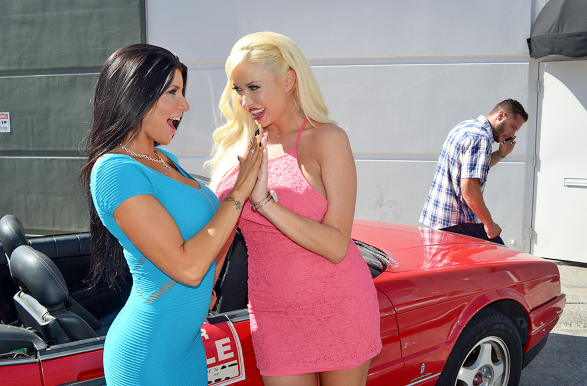 Tn Naughty Country Girls Summer Brielle Tasha Reign