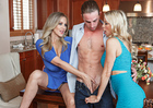 Alexis Fawx & Julia Ann - Sex Position 1