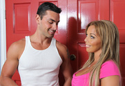 Amber Bach & Ryan Driller in My Friend's Hot Mom
