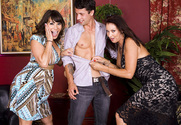 Vanessa Videl & Ava Devine & Alan Stafford in My Friend's Hot Mom