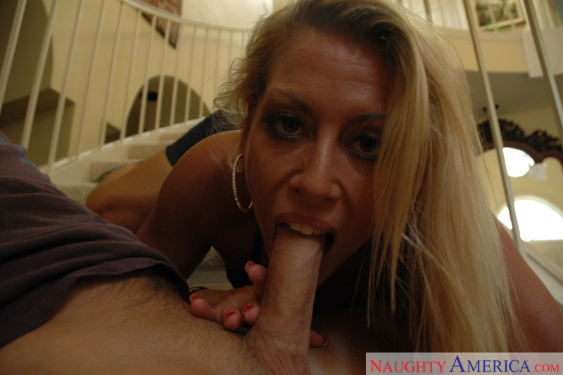 Russian milf shaved