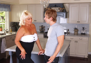 Dana Hayes & Danny Wylde in My Friend's Hot Mom