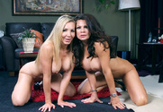 Teri Weigel & Lisa DeMarco & Jordan Ash in My Friend's Hot Mom