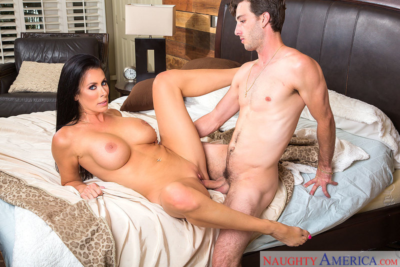 hot mom loves young cock
