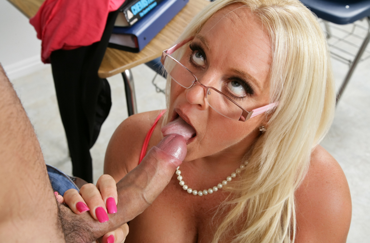 Watch Alexis Golden and Danny Mountain video in My First Sex Teacher