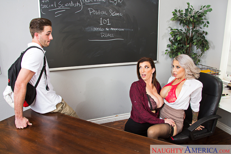 My first sex teacher lazy