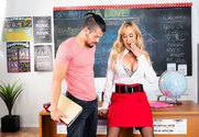 Brandi Love & Bambino in My First Sex Teacher