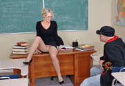 Carolyn Reese & Derrick Pierce in My First Sex Teacher