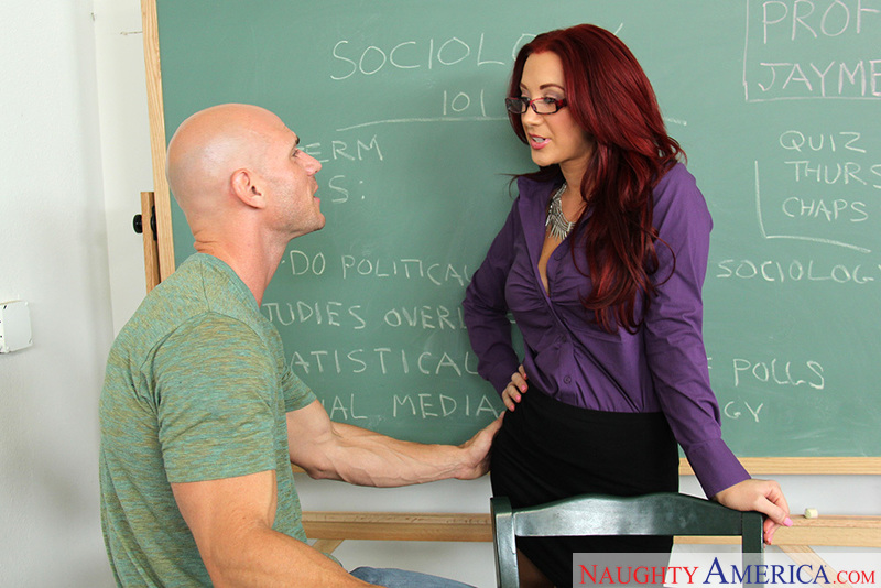 Johnny Sins Whitney Wright