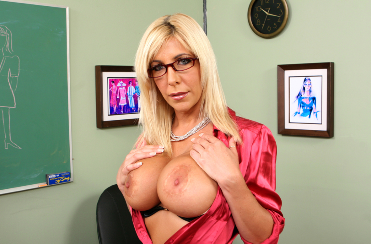 Watch Misty Vonage and Mikey Butders video in My First Sex Teacher