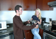Alexis Malone & James Deen in My Sister's Hot Friend