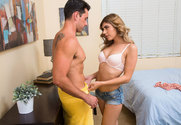 Audrey Royal & Ryan Driller in My Sister's Hot Friend