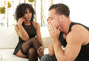 Misty Stone & Johnny Castle in My Wife's Hot Friend
