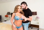 Richelle Ryan & Charles Dera in My Wife Is My Pornstar