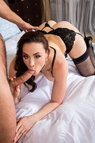 Chanel Preston starring in Bad Girlporn videos with American and Blow Job