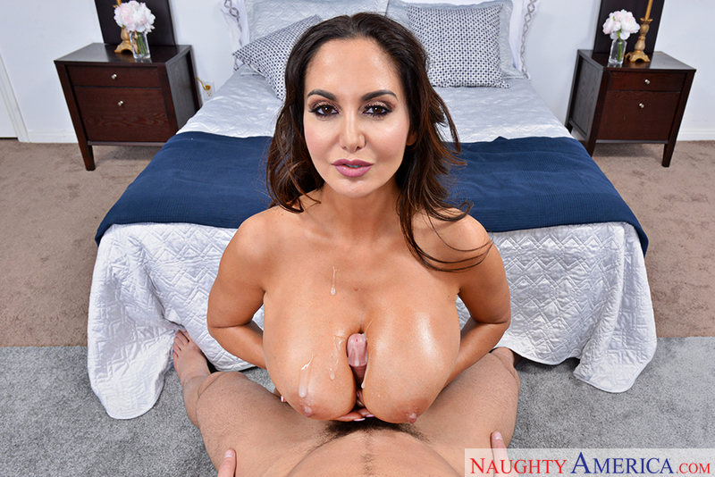 Ava Addams fucking in the bedroom with her tits vr porn - Sex Position 3