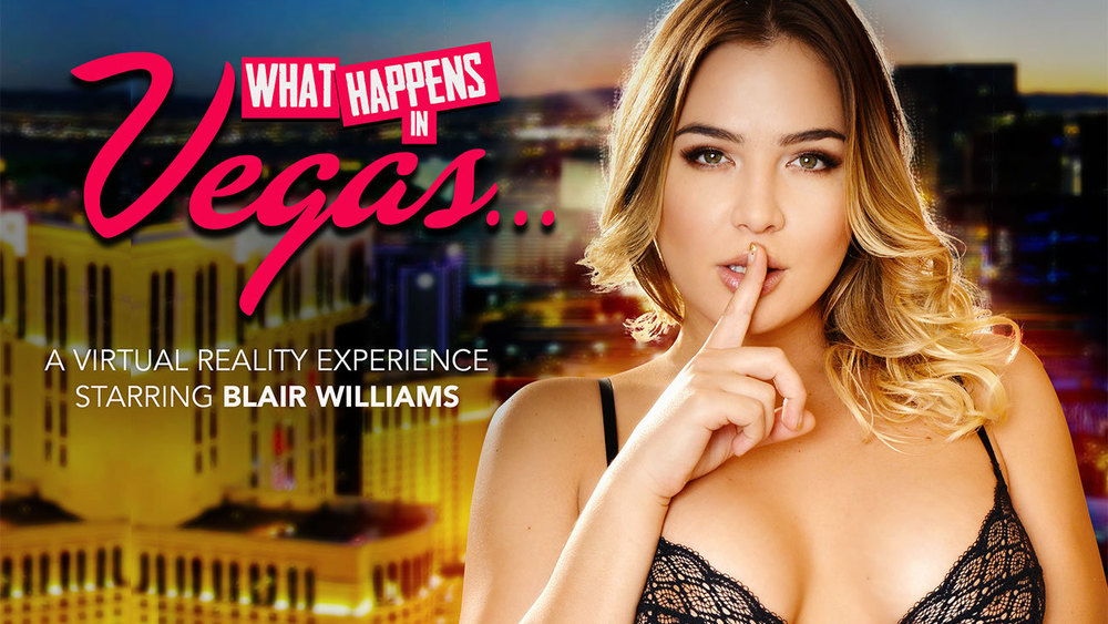 Click here to play Blair Williams VR porn