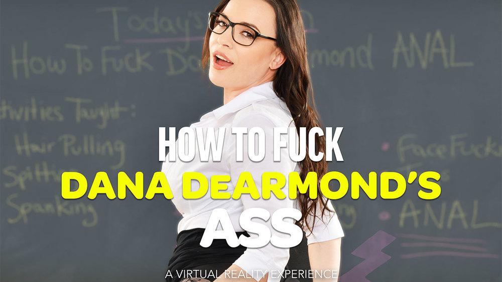 Dana dearmond butt big