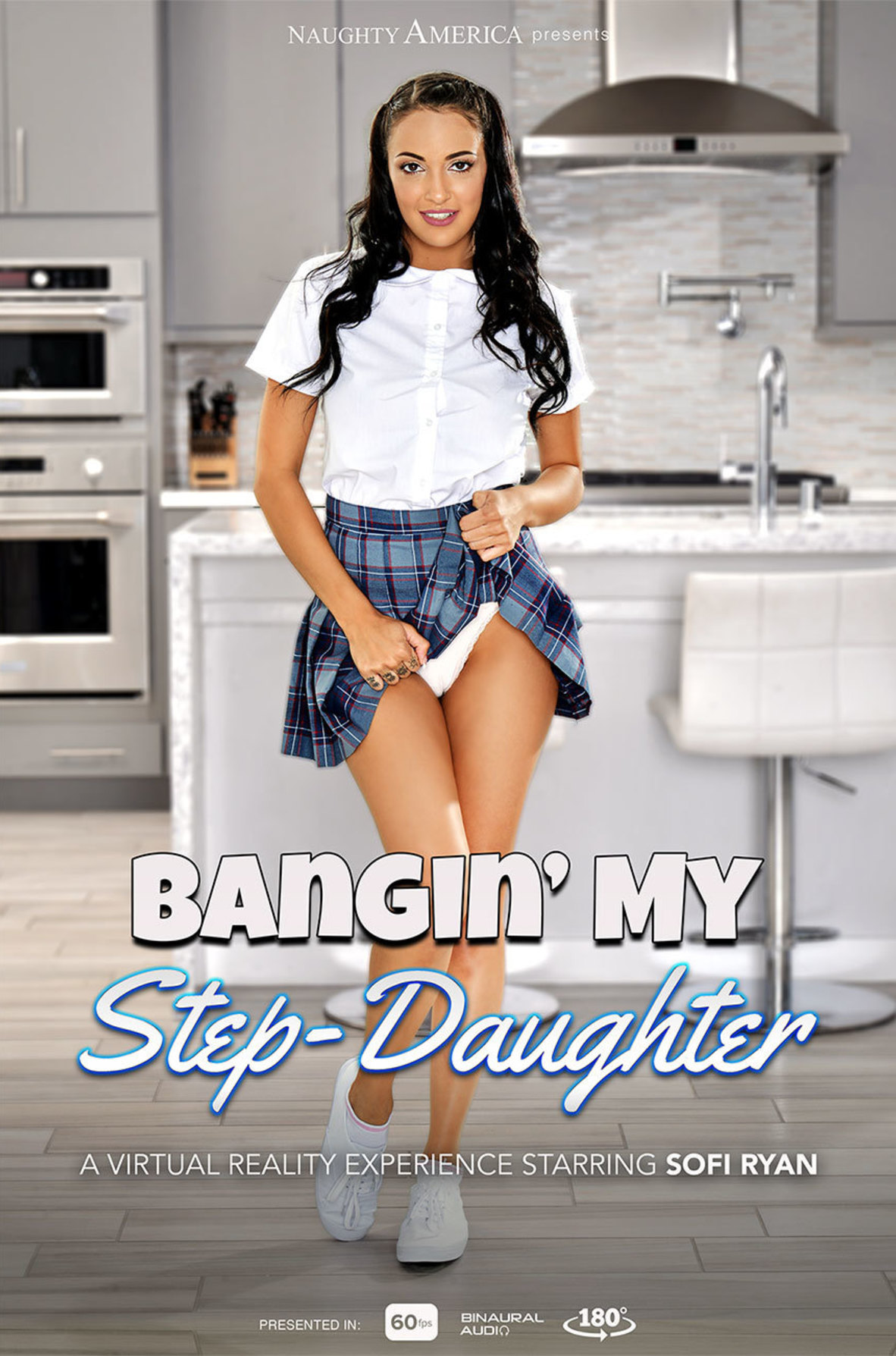 Watch Sofi Ryan and Bambino VR video in Naughty America