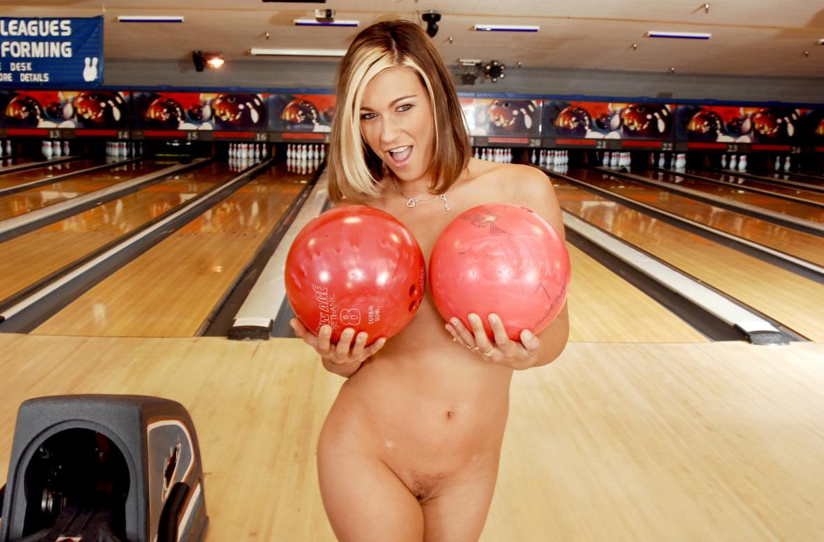 Bowling girls porn