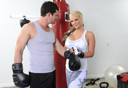 Phoenix Marie & Preston Parker in Naughty Athletics
