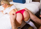 Ashley Fires - Blowjob