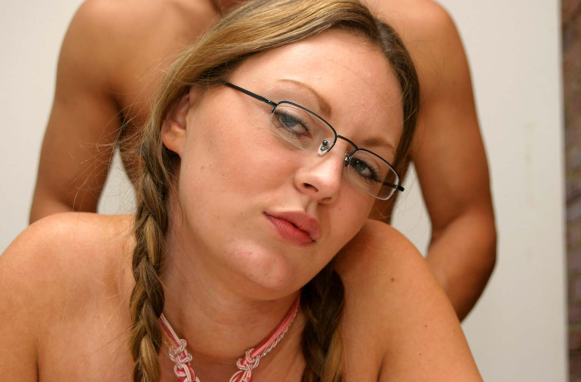 Watch Trista video in Naughty Bookworms