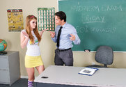 Faye Reagan & Talon in Naughty Bookworms