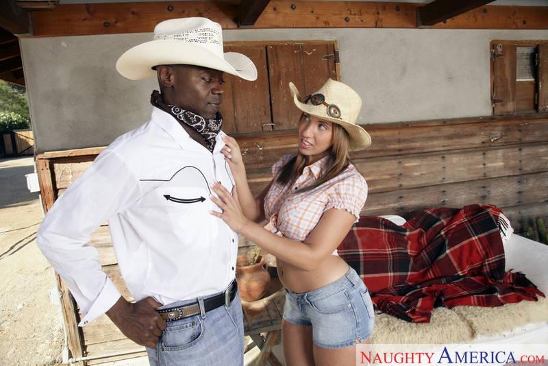 Country Interracial Porn - Kelly Divine - Sex Position 1 ...